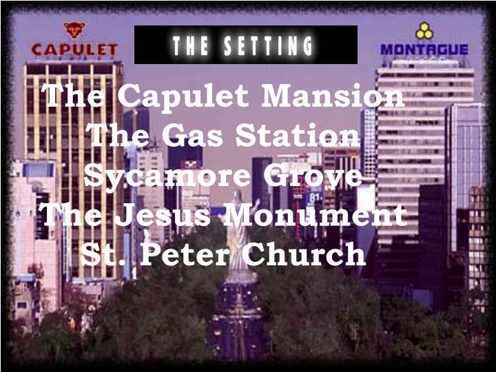 The Capulet Mansion