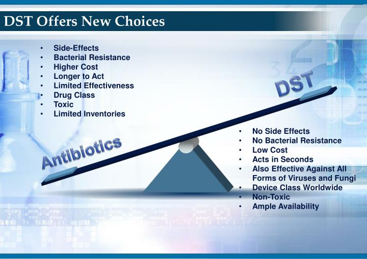 DST Offers New Choices