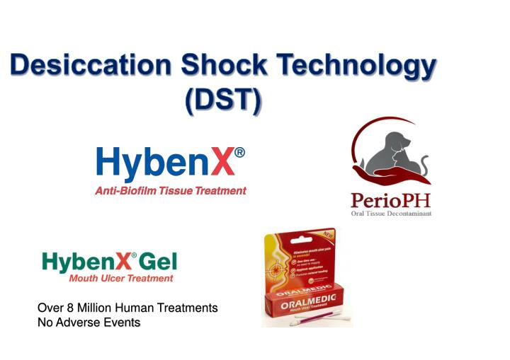 Desiccation Shock Technology