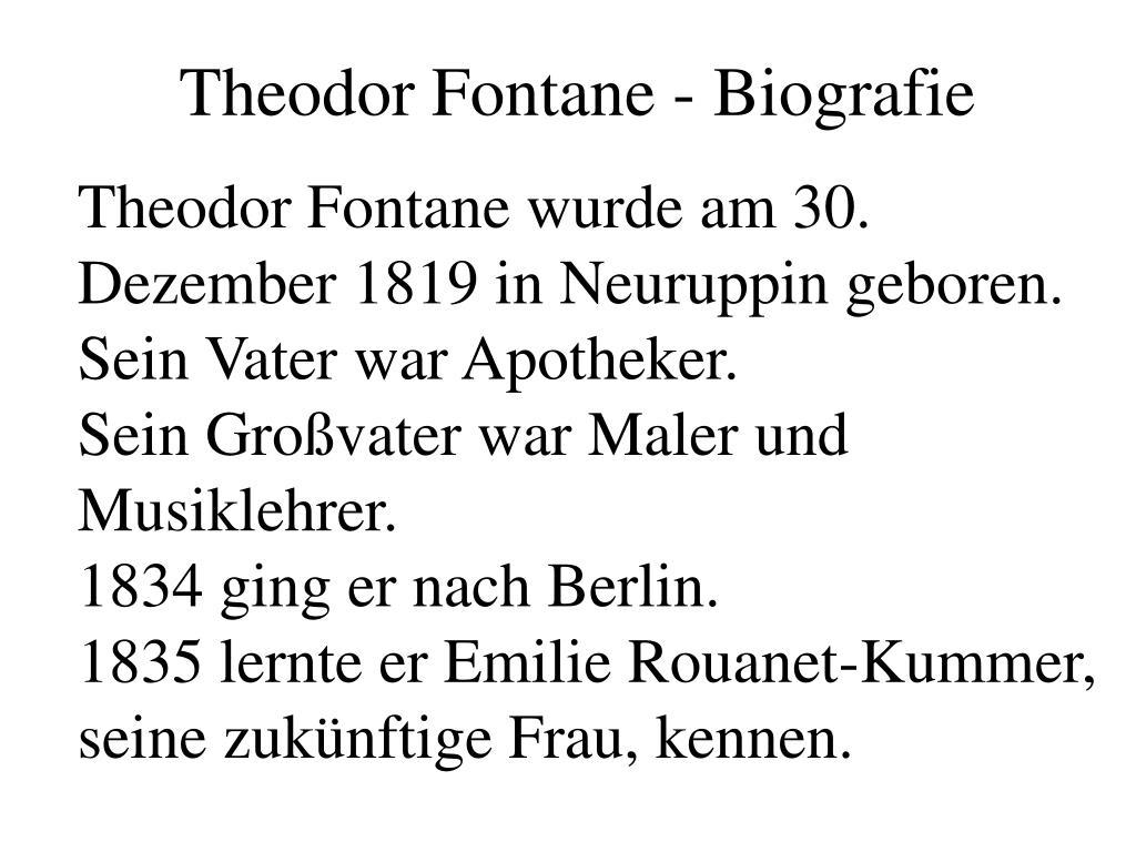 Theodor Fontane Wikipedia 5