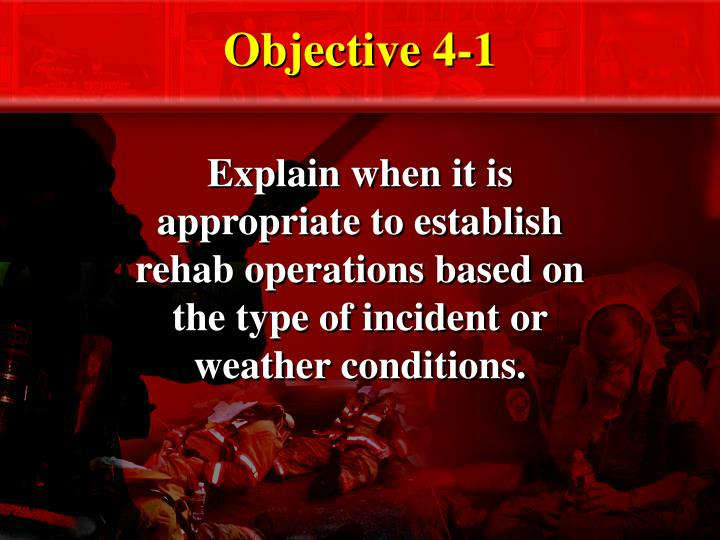 Objective 4 1