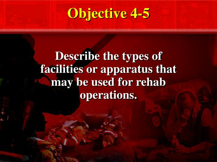 Objective 4-5