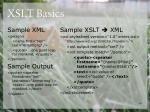 xslt basics8