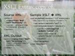 xslt extras copy of