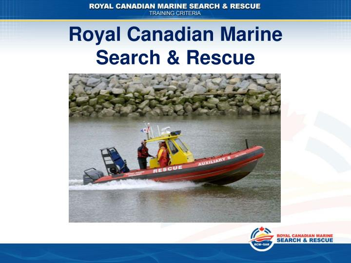 Royal Canadian Marine