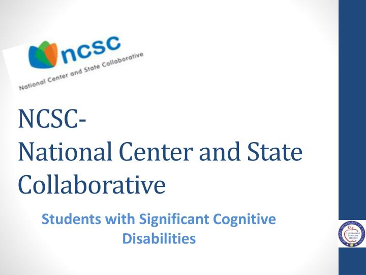significant cognitive disabilities With significant cognitive disabilities access to the general curriculum, it is sensible to assume that this access allows for increased participation in life in the students' homes and communities (quenemoen, kearns, quenemoen, flowers, & kleinert, 2010.