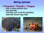 mating systems2