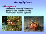 mating systems3