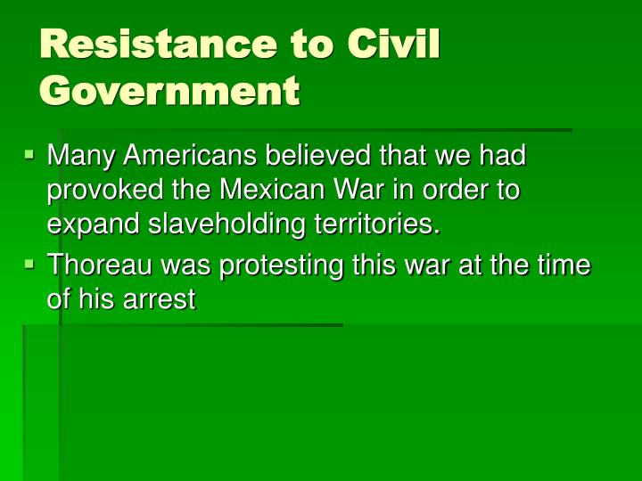 """thoreaus resistance civil 12102018 thoreau wrote """"civil disobedience,"""" first titled """"resistance to civil government"""" when it was published in the periodical aesthetic papers, in."""
