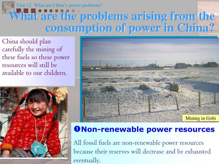 Mining in Gobi