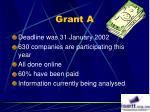 grant a