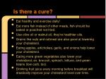 is there a cure