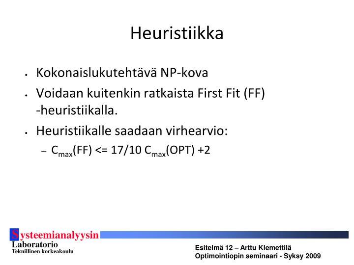 Heuristiikka
