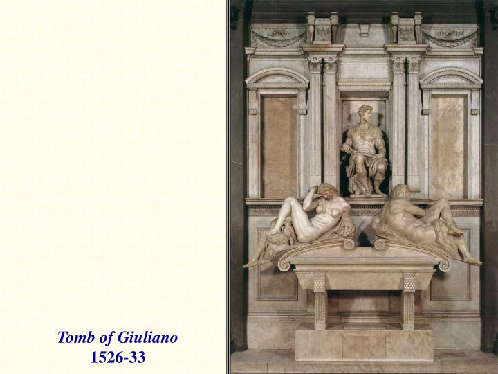 Tomb of Giuliano