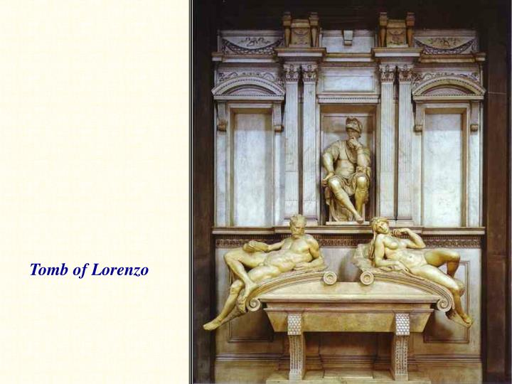 Tomb of Lorenzo