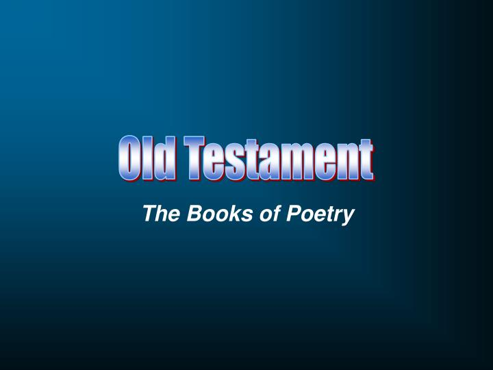 the books of poetry n.