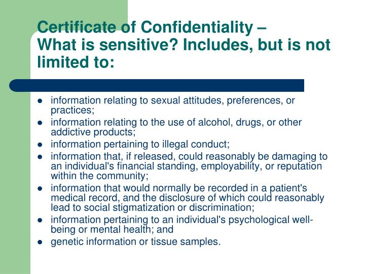 the limits to confidentiality essay Confidentiality refers to the relationship between a client and the psychotherapist this the limits of psychology managed care and insurance issues.