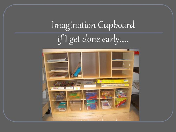 Imagination Cupboard