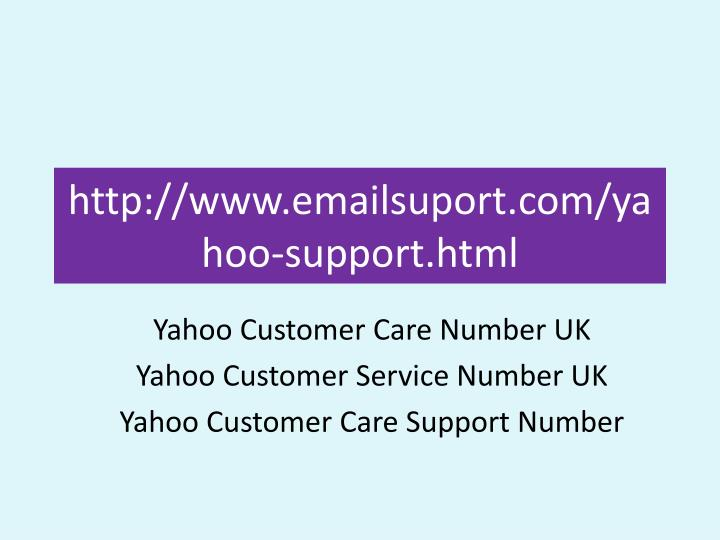 http www emailsuport com yahoo support html n.