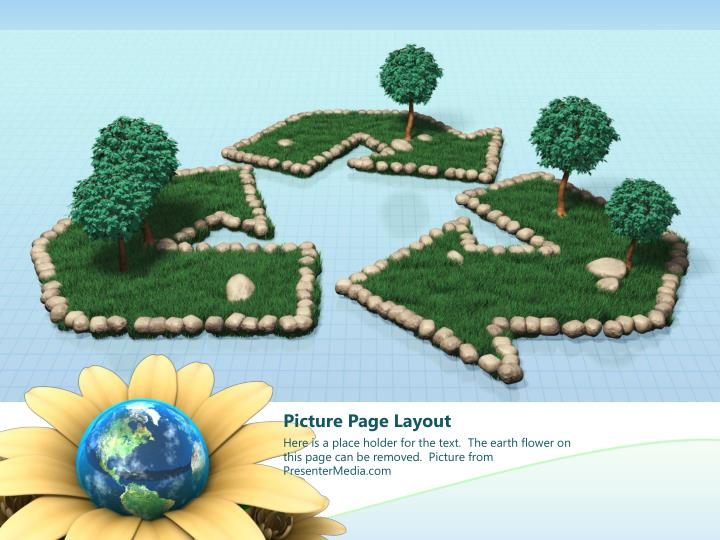 Picture Page Layout