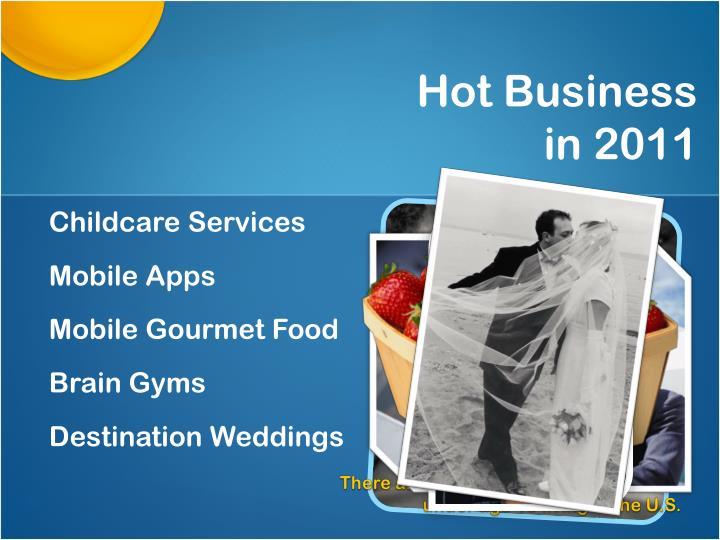 Hot Business