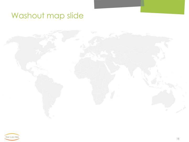 Washout map slide