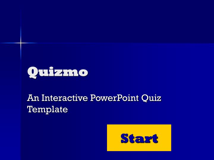 Ppt Quizmo Powerpoint Presentation Id5383939