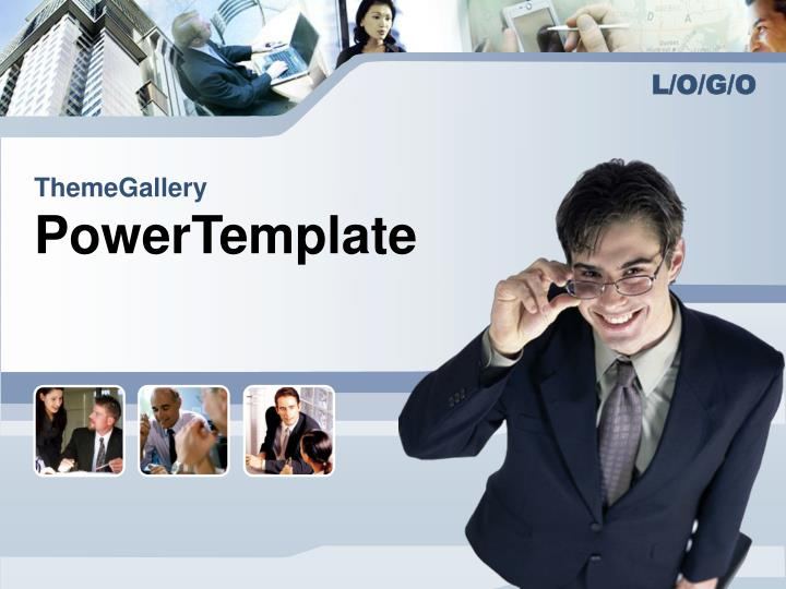 themegallery powertemplate n.