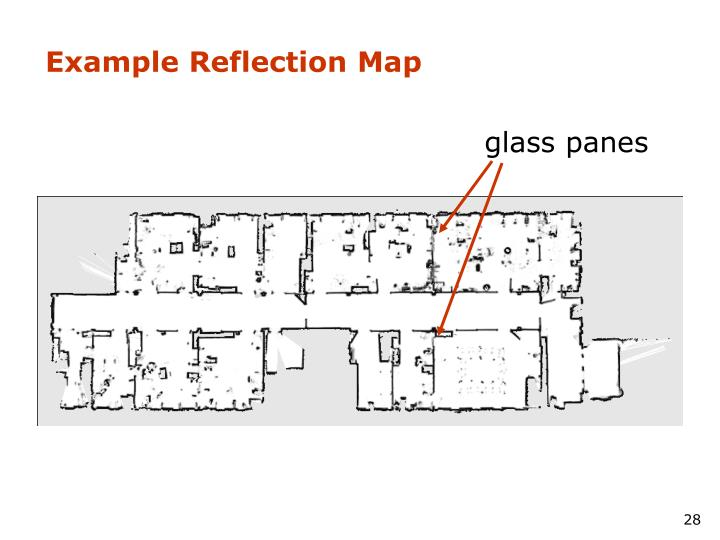 Example Reflection Map