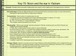 key 79 nixon and the war in vietnam