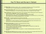 key 79 nixon and the war in vietnam1