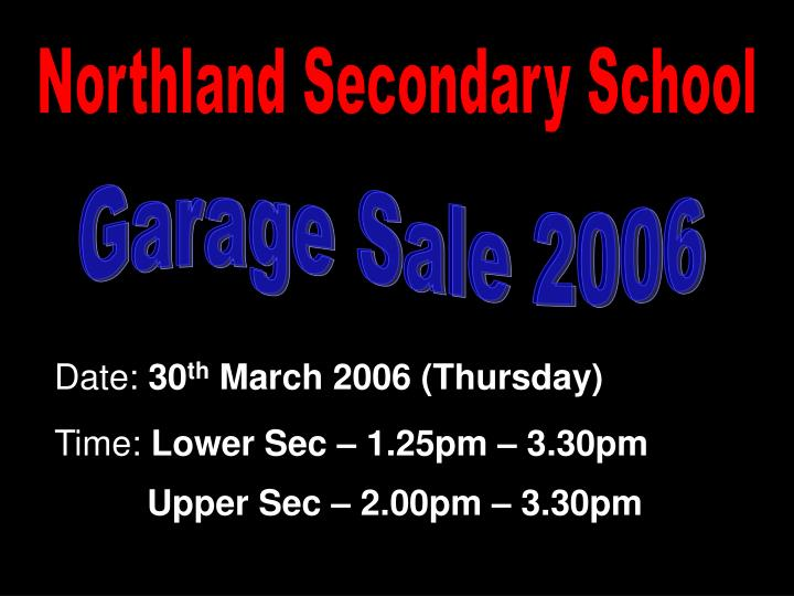 Northland Secondary School