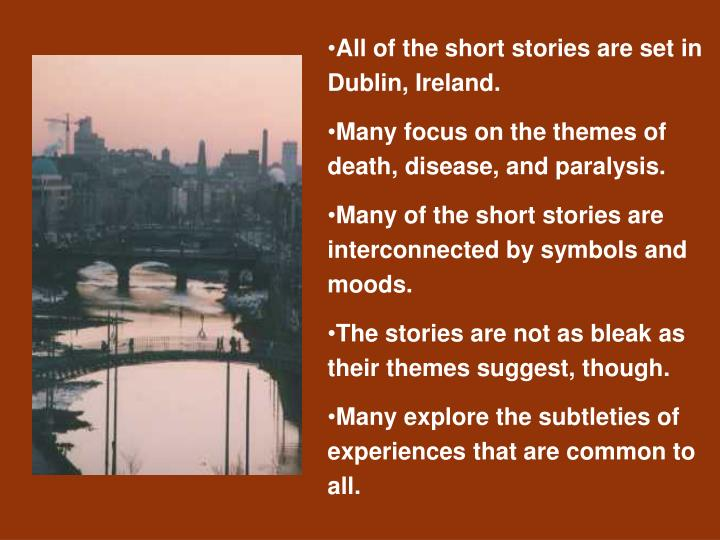 a summary of the short story araby by james joyce Free summary and analysis of araby in james joyce's dubliners that won't make you snore we promise surprise, surprise, dear readers the events of araby, the real narrative action, the meat and potatoes of this pretty short, pretty jam-packed little story, aren't your typical action movie twists.