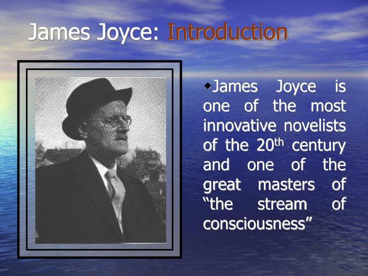 James Joyce: