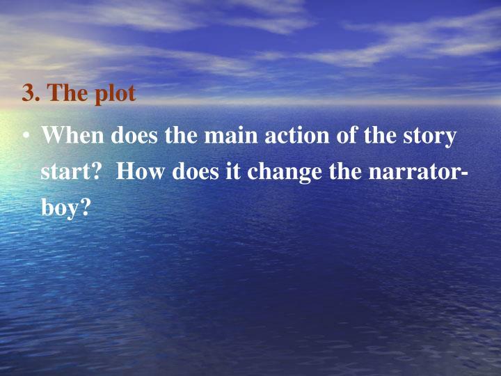 3. The plot
