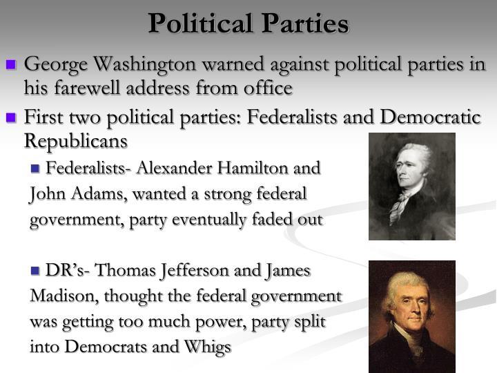Political parties2