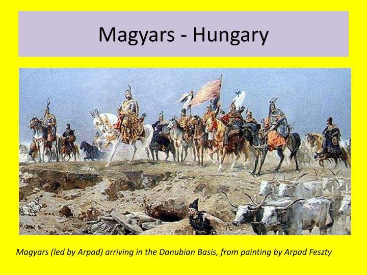 Magyars - Hungary