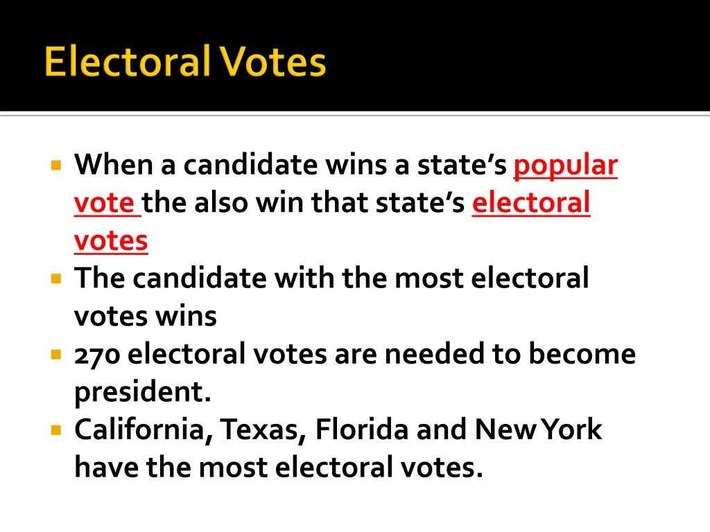 PPT - Political Party and Election Notes PowerPoint