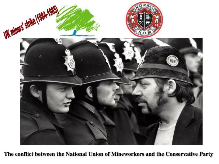 UK miners' strike (1984–1985)