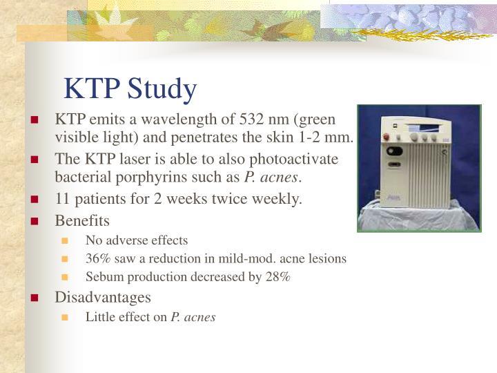 KTP Study