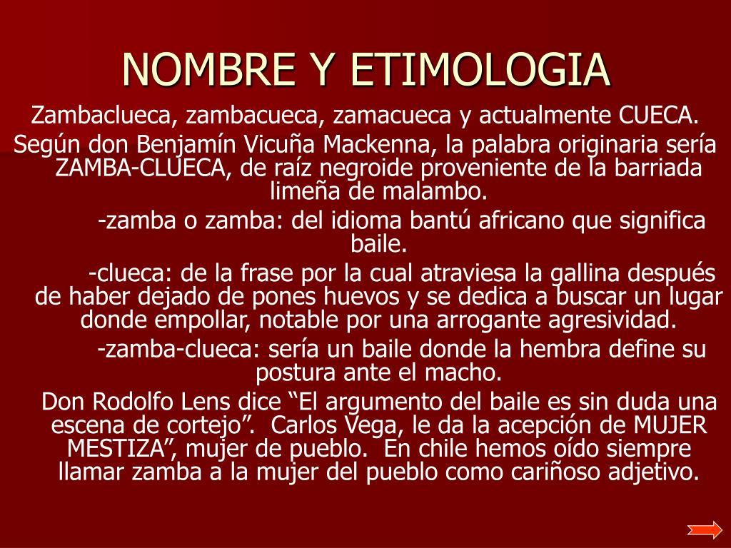 Ppt La Cueca Chilena Powerpoint Presentation Free