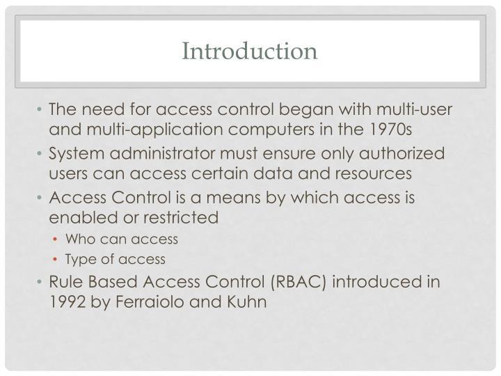rule based access control - Monza berglauf-verband com
