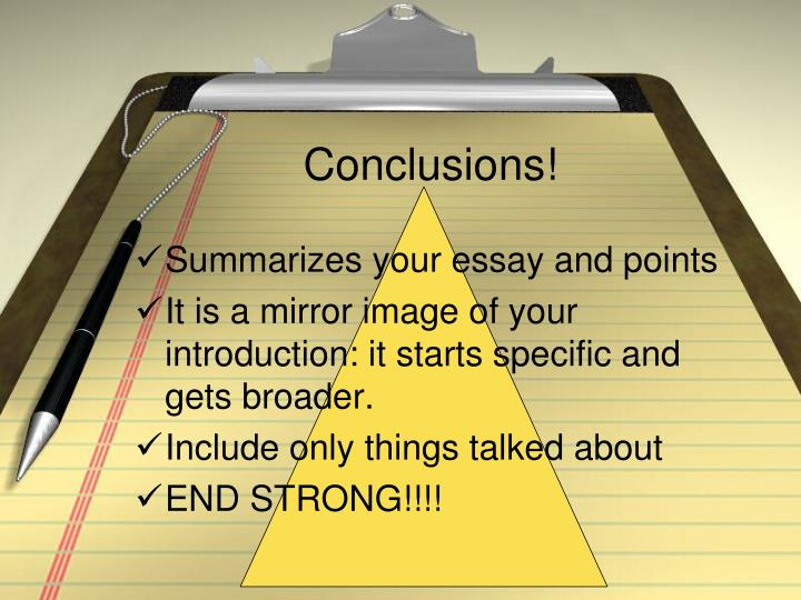 supporting points of an essay How to write an essay make bullet points and list your supporting evidence use some evidence in the body of your essay to support your own view.