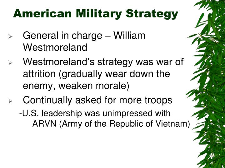 American Military Strategy