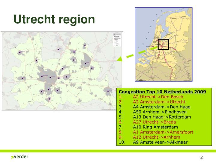 Utrecht region