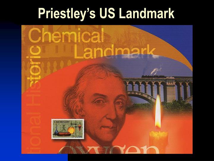 Priestley's US Landmark