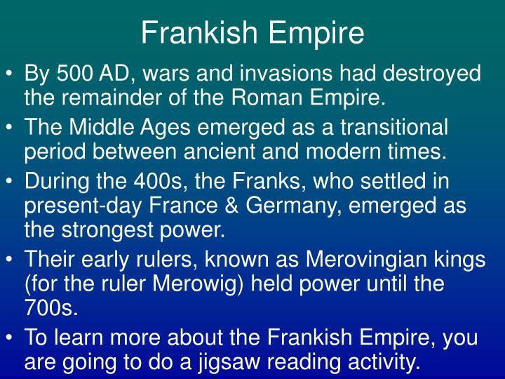 Frankish empire