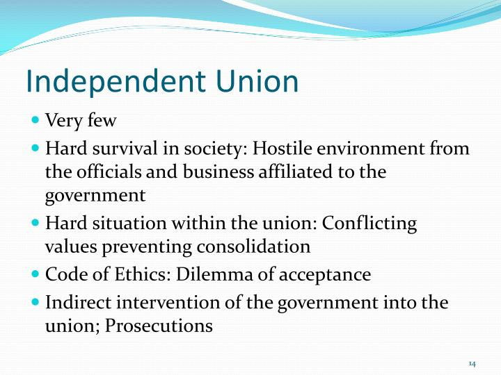Independent Union