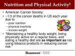 nutrition and physical activity 5