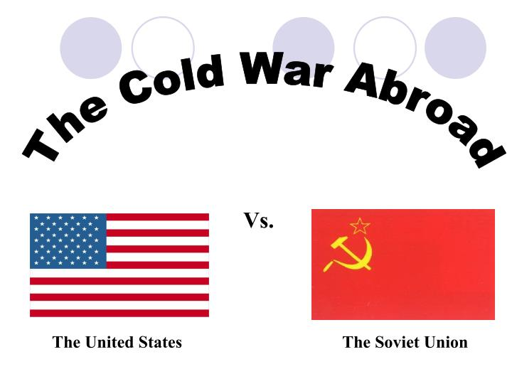 the united states and the soviet They were also outraged at the united states over what they saw as consistent us intervention in the soviet union the sandinistas also maintained ties with the.